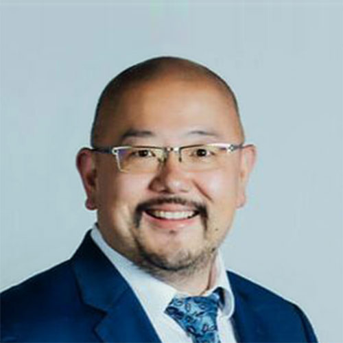 Dr Jerry Hu Headshot