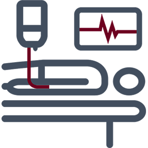 Icon Of Person Having Surgery